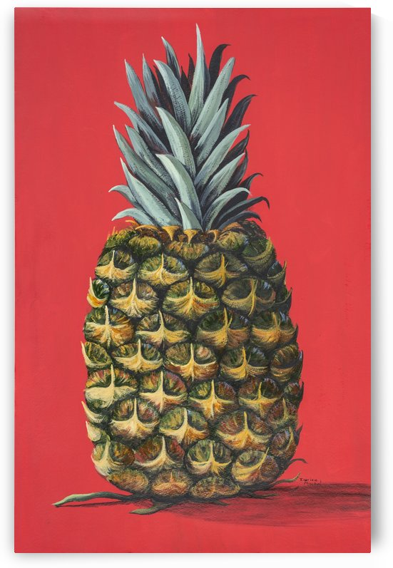 Pineapple  by Darice Machel McGuire