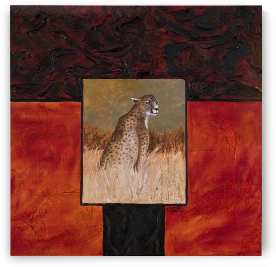 Cheetah by Darice Machel McGuire