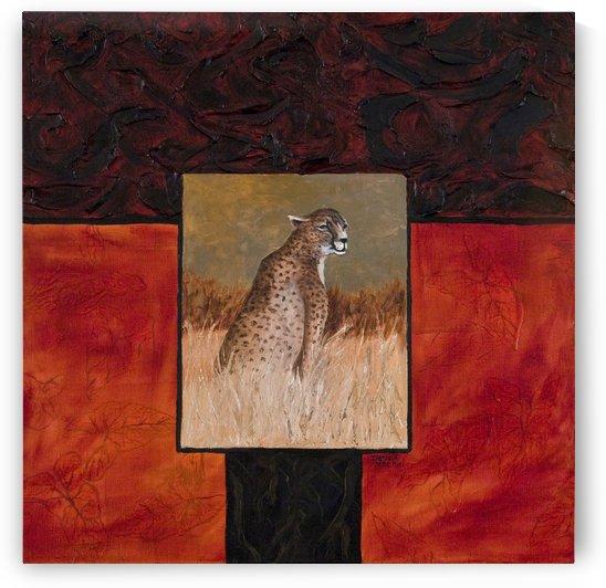Cheetah by Darice Machel McGuire