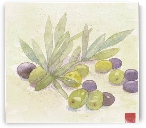 olives by Peter McGill