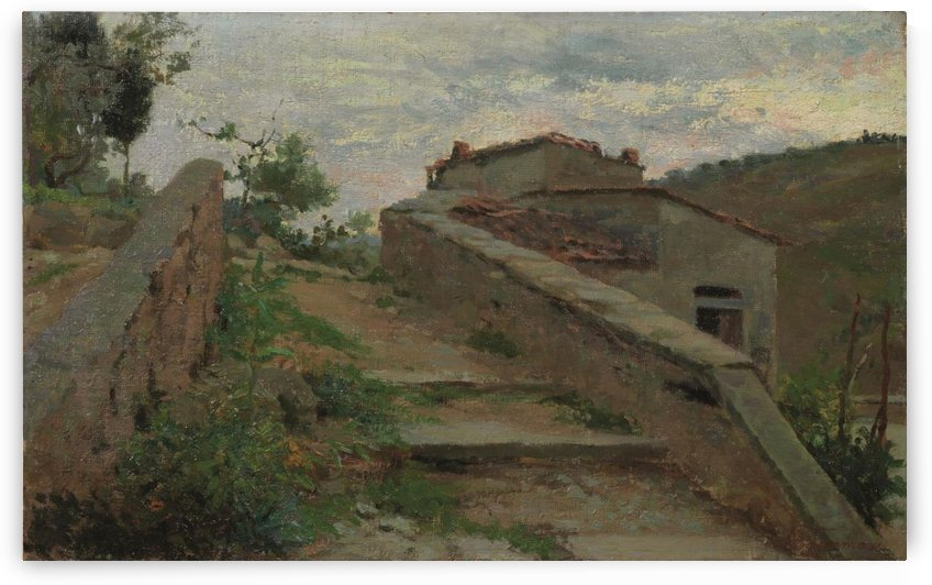 Dipinti del Secolo by Adolfo Tommasi