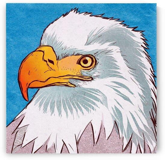 Eagle  by Enrique Vijil