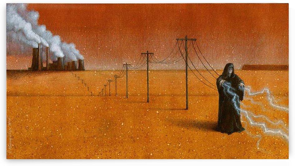 dark industry by Pawel Kuczynski