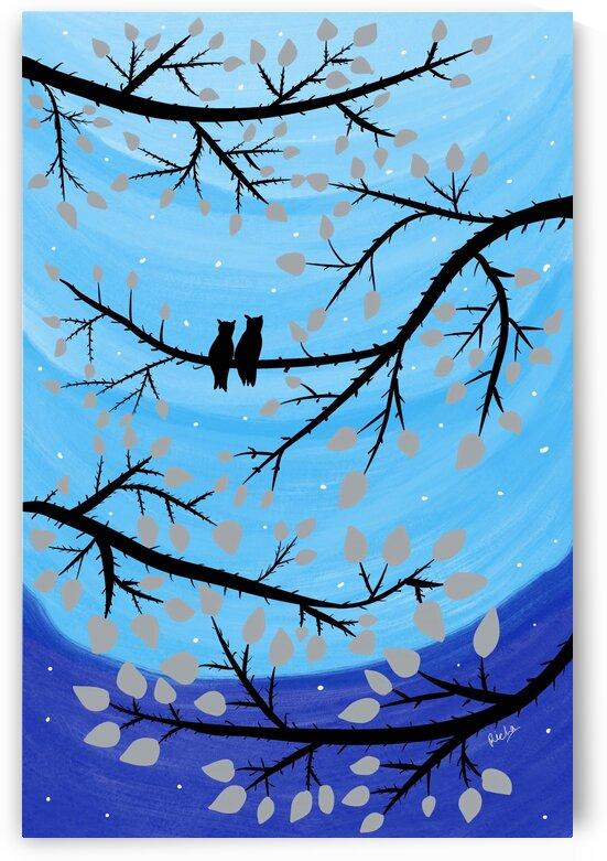Love Birds by Richa