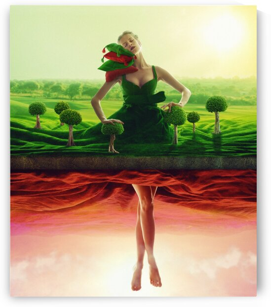 Sweet Dreams by Elena Vizerskaya