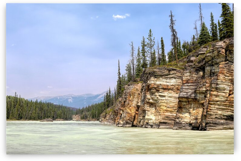 Athabasca River Jasper National Park Alberta Photo by Jonathan Kozub