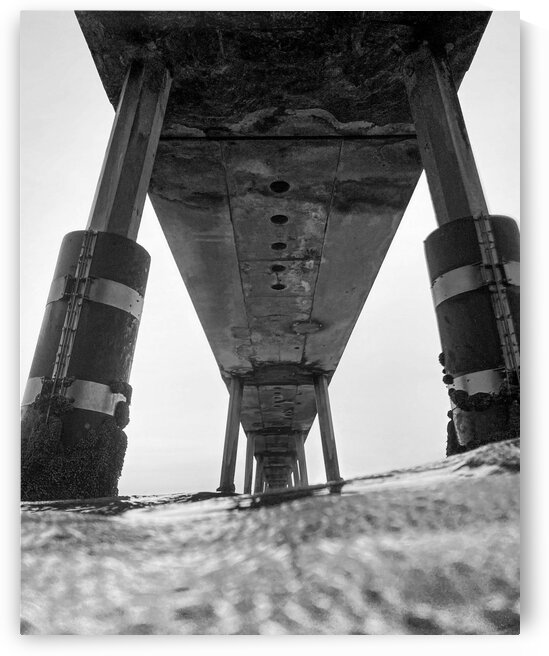 UNDER THE PIER  by BCALI
