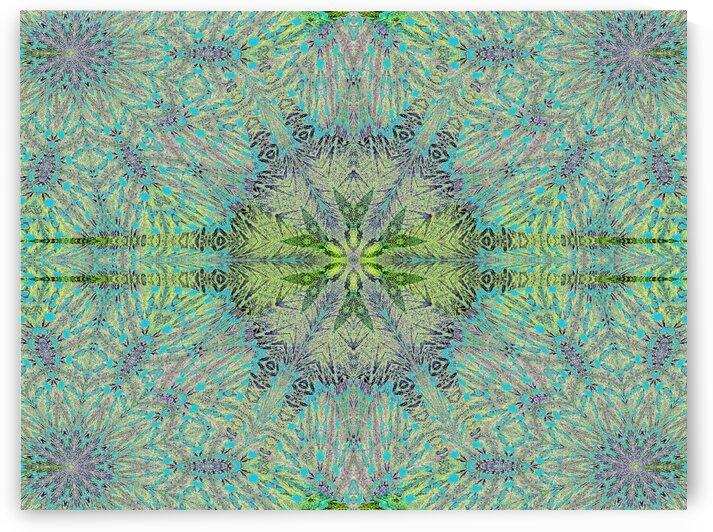 Little Green Wildflower by Sherrie Larch