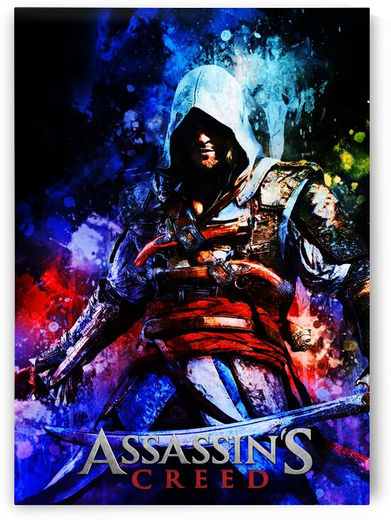 Assassins Creed by Coolbits Artworks