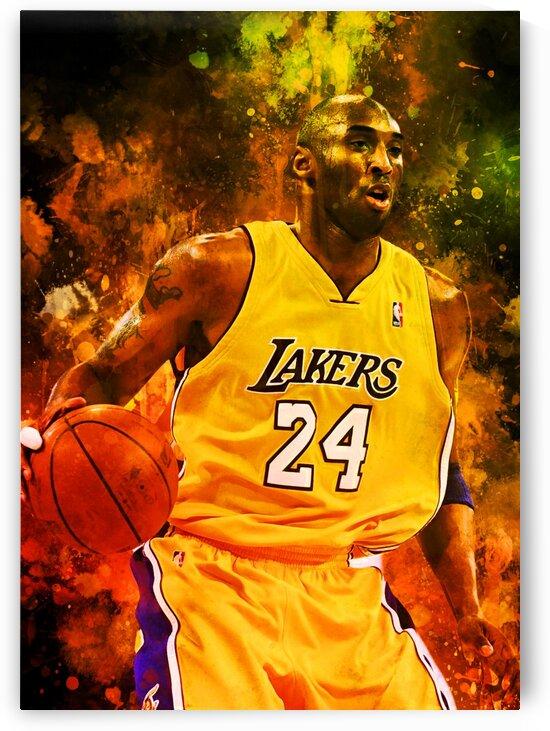 Kobe Bryant by Coolbits Artworks