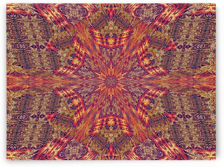 Wildflower In Glitter 1 by Sherrie Larch