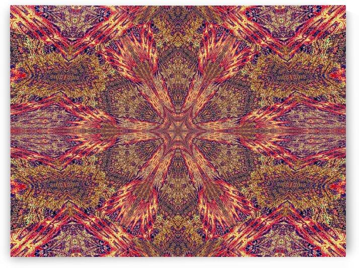 Wildflower In Glitter 2 by Sherrie Larch