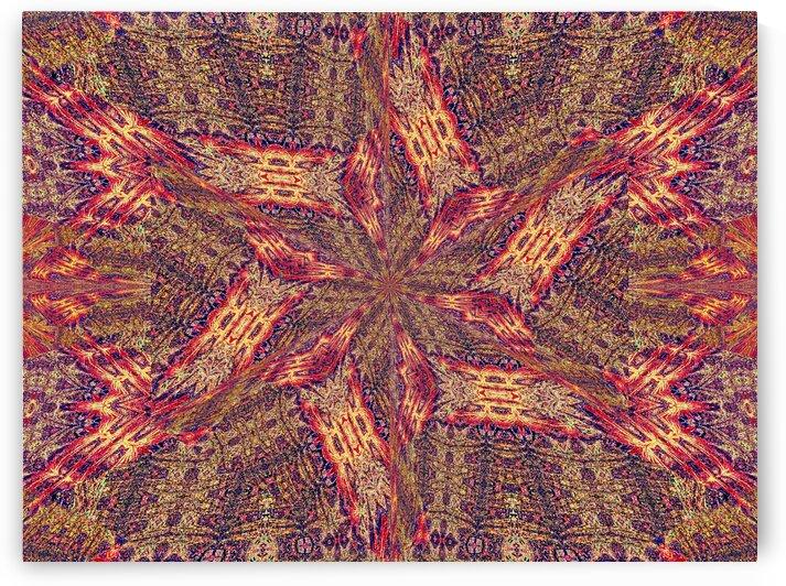 Wildflower In Glitter 3 by Sherrie Larch