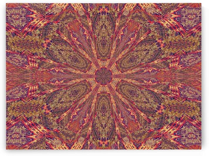 Wildflower In Glitter 4 by Sherrie Larch