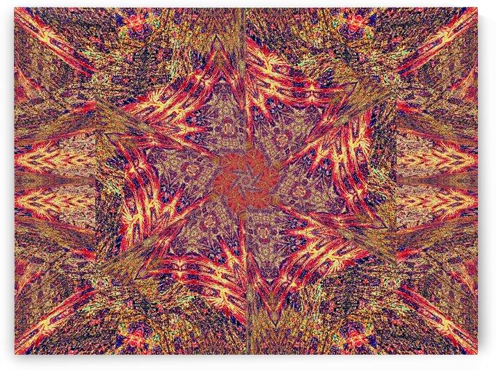 Wildflower In Glitter 6 by Sherrie Larch
