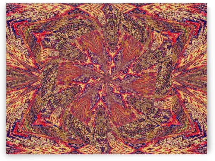Wildflower In Glitter 7 by Sherrie Larch