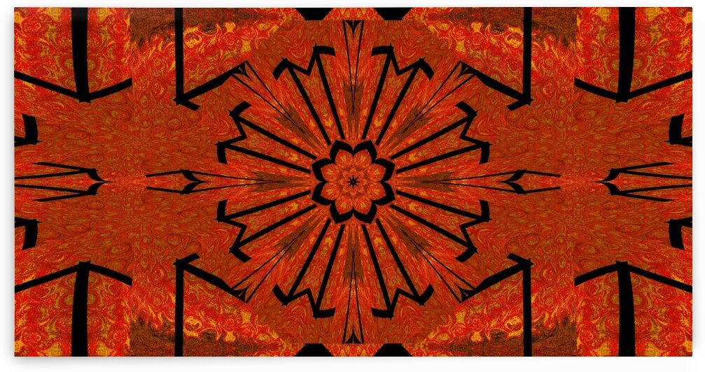 Lotus In Flames 1 by Sherrie Larch