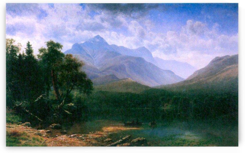 Mt. Washington by Bierstadt by Bierstadt