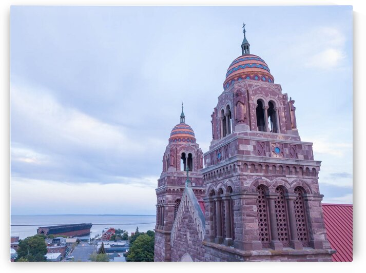 cathedral 7  by Tropo Aerial Photo