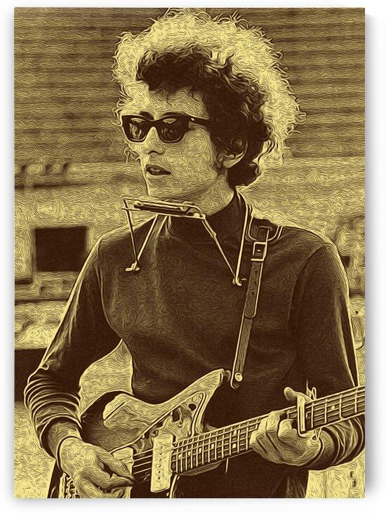 Bob Dylan  American singer Collection 3  by RANGGA OZI