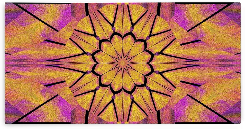 Lakshmi In A Lotus Bloom 4 by Sherrie Larch