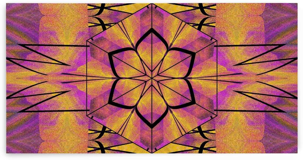 Lakshmi In A Lotus Bloom 5 by Sherrie Larch