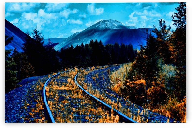 Rail  by Jean-Francois Dupuis