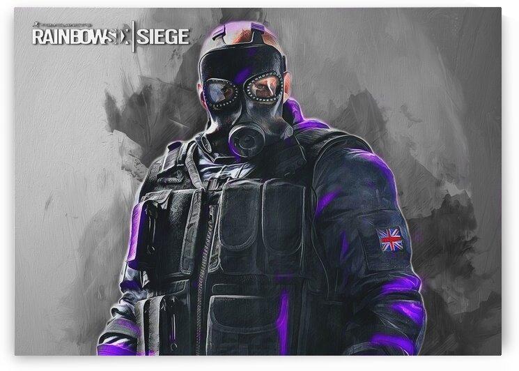 Rainbow Six Siege by Coolbits Artworks