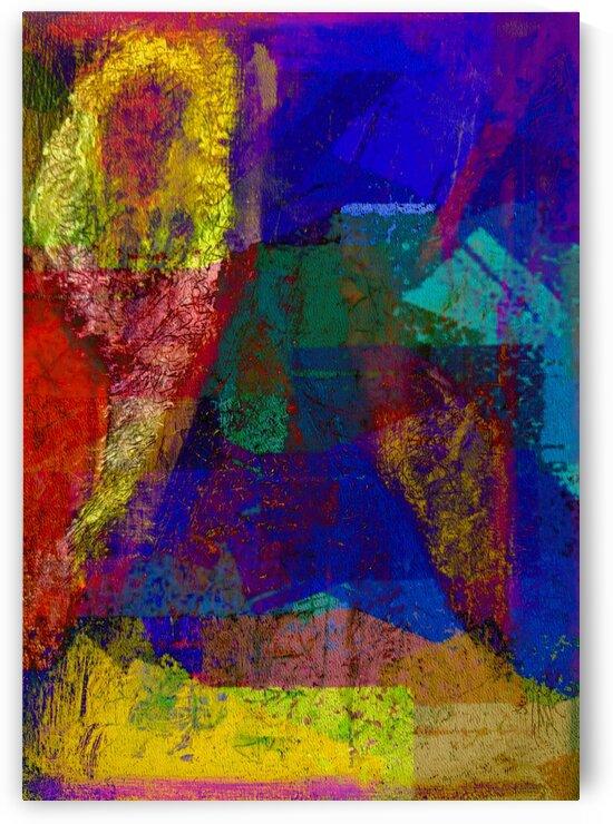 The Climber V2 by Aurelia Schanzenbacher Sisters Fine Arts