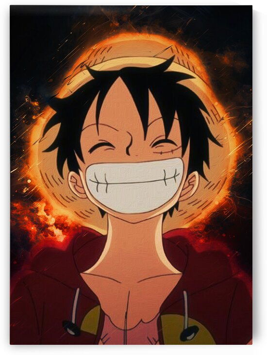 Luffy ONE PIECE by Coolbits Artworks