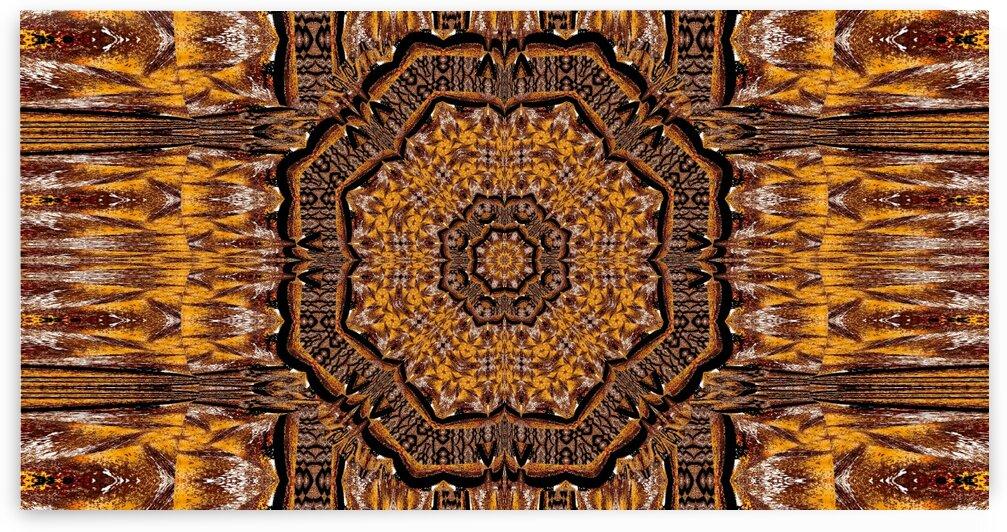 Tibetan Golden Lotus 10 by Sherrie Larch