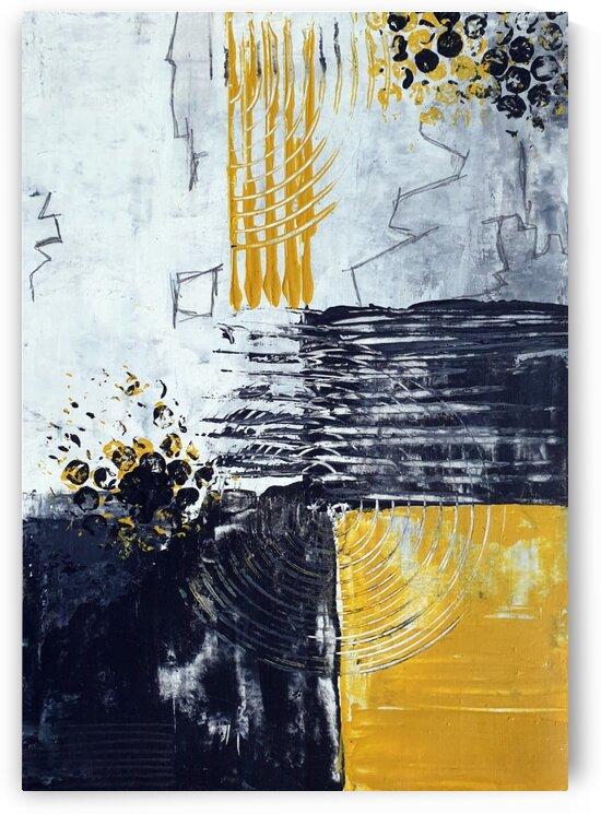 Feeling the beats3 by Iulia Paun ART Gallery