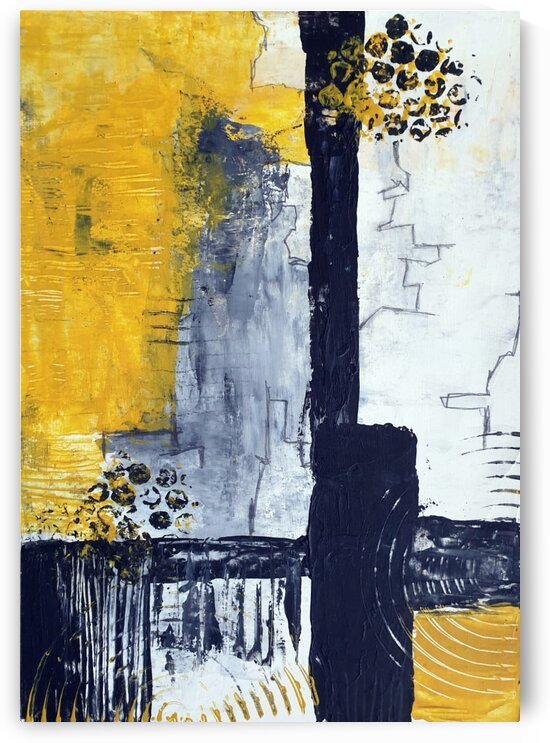 Feeling the beats 2 by Iulia Paun ART Gallery