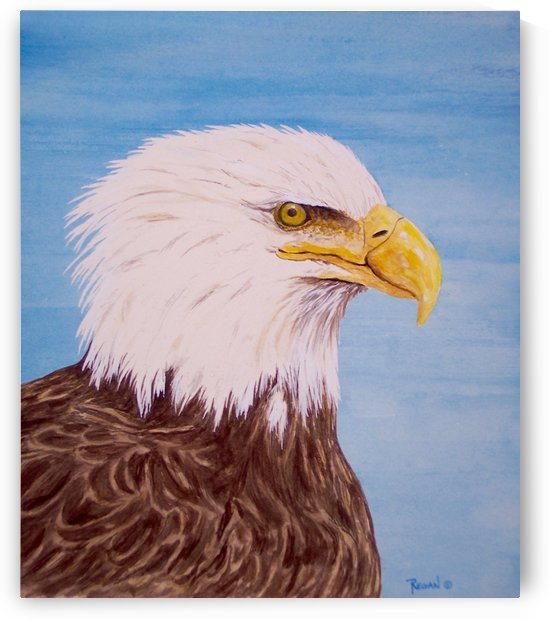 Eagle  by Regan J Smith