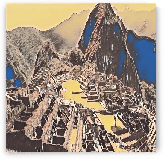 Machu Picchu by Indian Unity Club