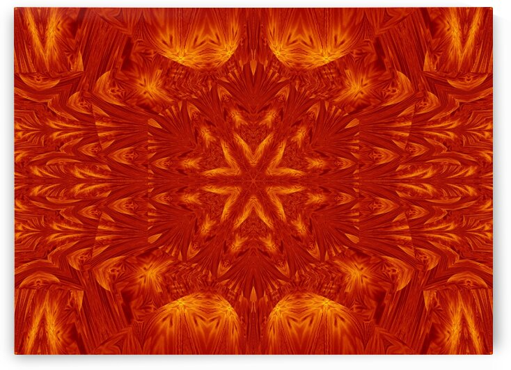 Fire Flowers 178 by Sherrie Larch