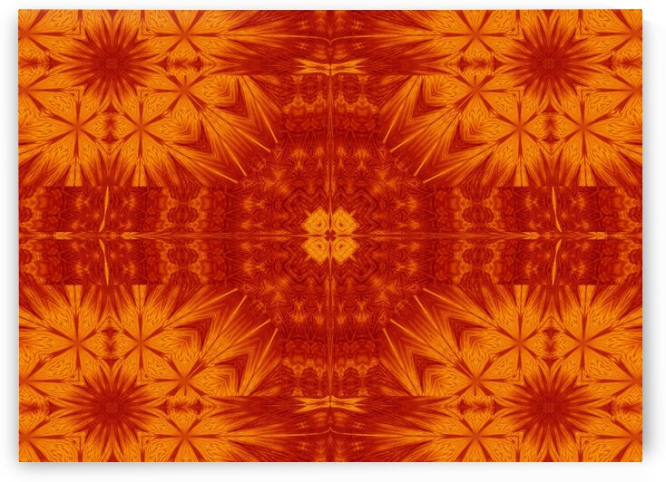 Fire Flowers 182 by Sherrie Larch