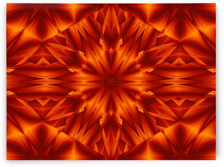 Fire Flowers 185 by Sherrie Larch