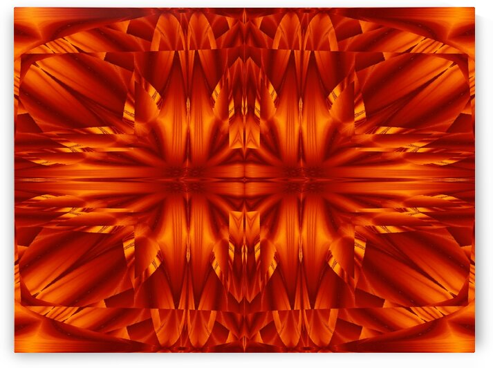 Fire Flowers 189 by Sherrie Larch
