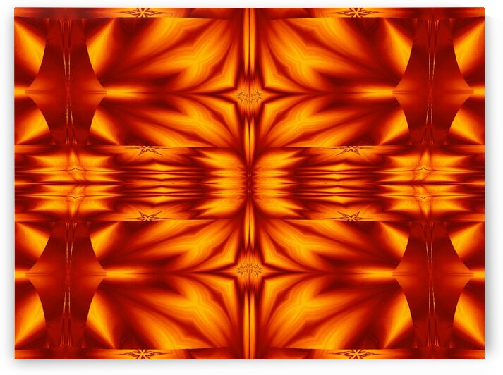 Fire Flowers 225 by Sherrie Larch