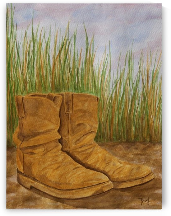 Randy's Boots by Regan J Smith