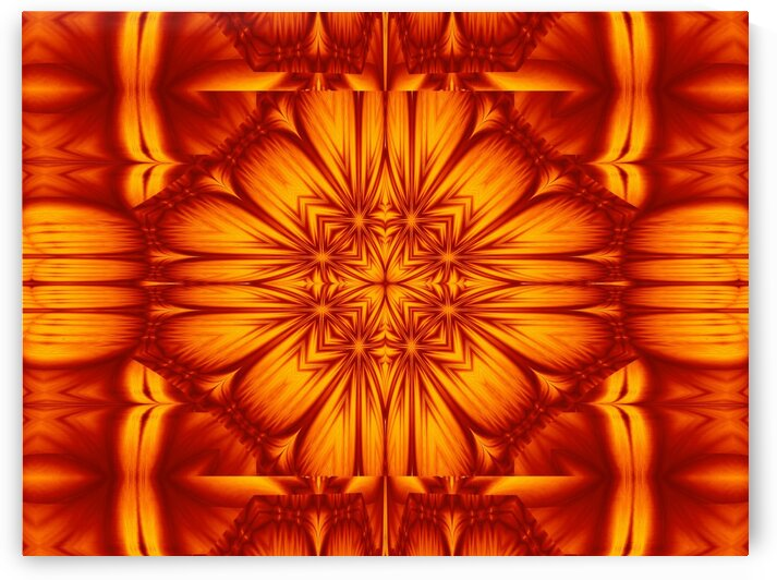 Fire Flowers 252 by Sherrie Larch