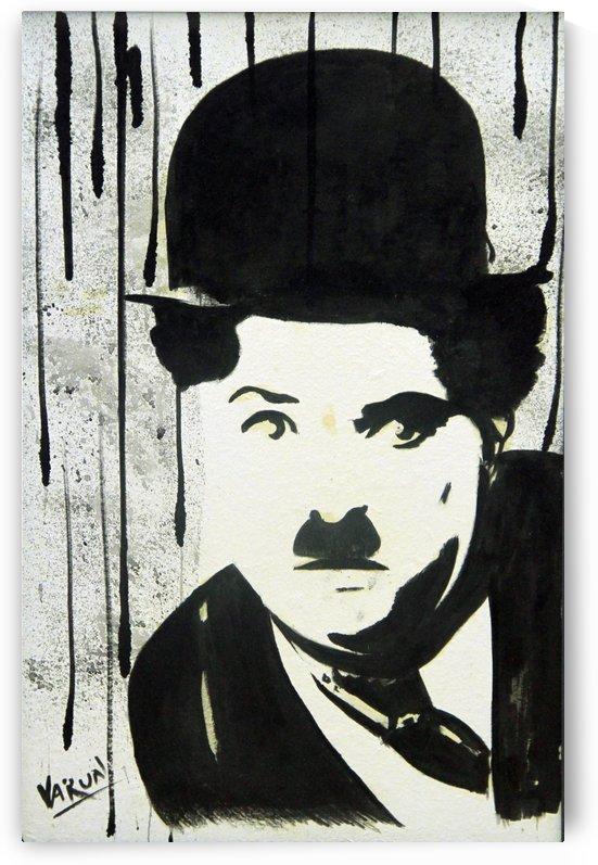 Charlie Chaplin by Varun Tandon