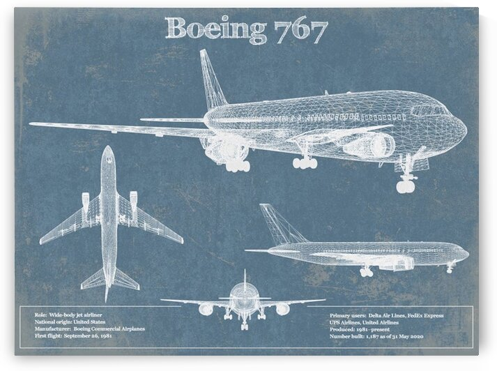 767 by Acquired Aviation