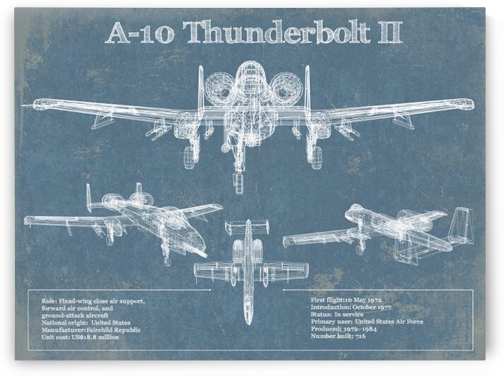 a10new by Acquired Aviation