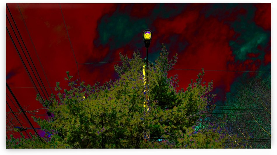 WEST BROADWAY by Henri Hadida