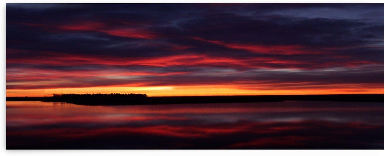 Autumn Sunrise by Jody Majko