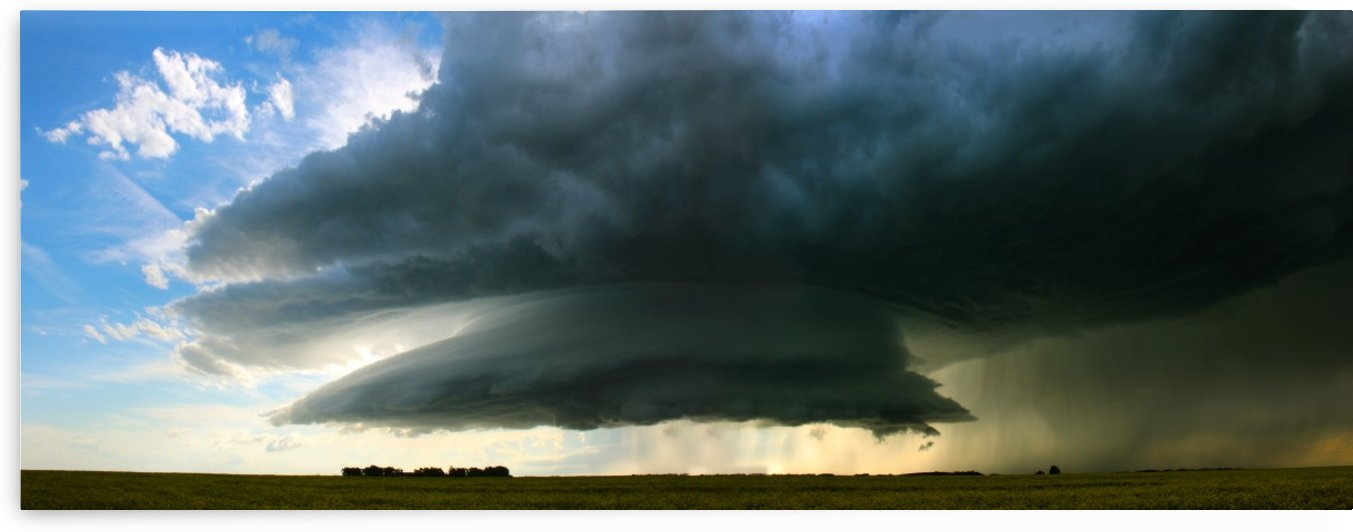 Prairie Supercell by Jody Majko