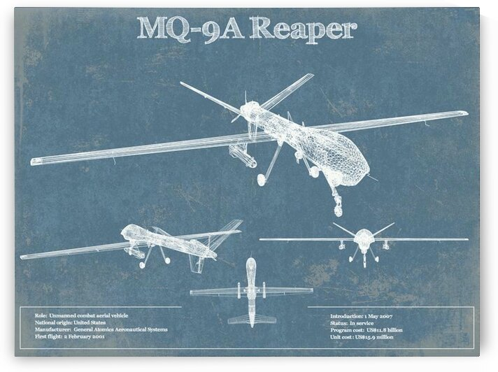 reaper by Acquired Aviation