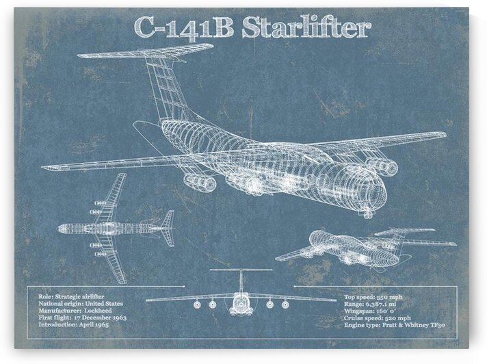 starlifter by Acquired Aviation